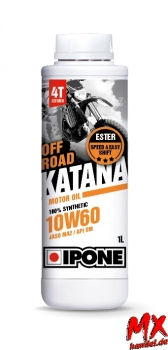 IPONE Katana Off Road 10W-60
